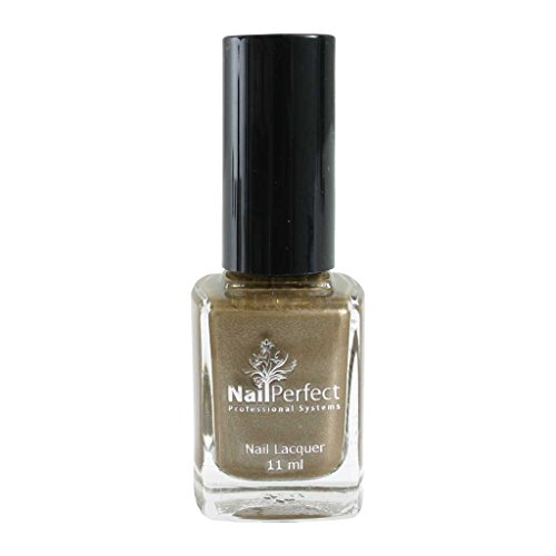 Nail Perfect - NP Nail Lacquer - #025 Fight For Green - Vernis