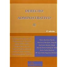 Derecho Administrativo II - 2ª Edición