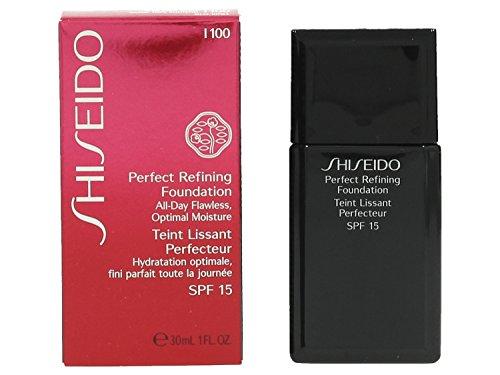 Shiseido Fondotinta, Perfect Refining Foundation, SPF 15,