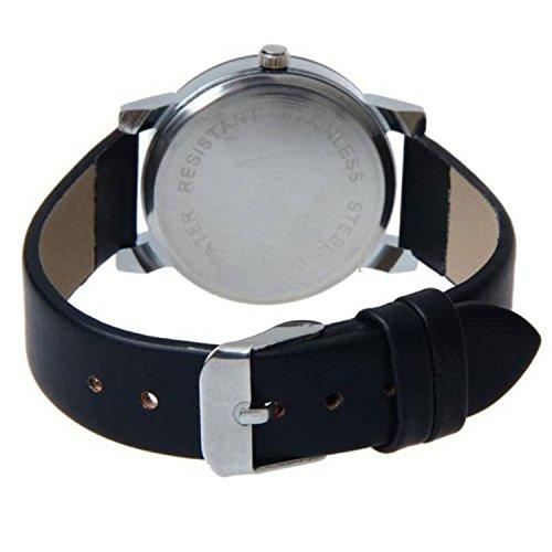 Talgo Analogue Black Dial Men's Watch (Tg-Cryst-Men)