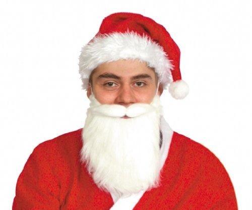 Santa Bart und Schnurrbart