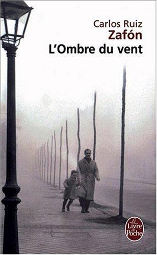 OMBRE DU VENT(9782253114864) (Le Livre de Poche)