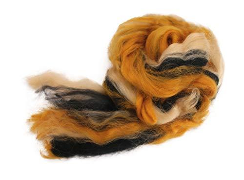 MegaCrea DIY Haare Kreative für Masken, Kostüm Farbe Savanne 1,2m x - Haar Farbe Kostüm