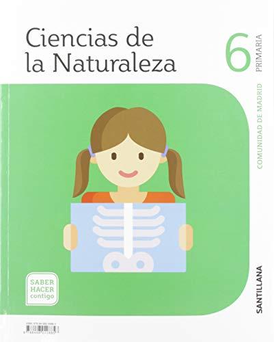 Libro De Ciencias Naturales 6 Primaria Santillana