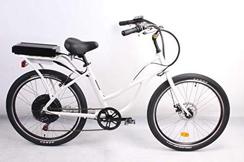 Móvil 500W 48V 10.4AH Bicicleta eléctrica 26'x2.125