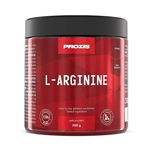 Prozis L-arginina 300 g Naturale