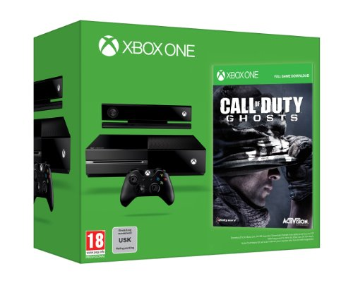 Xbox One   Consola + Call Of Duty: Ghosts