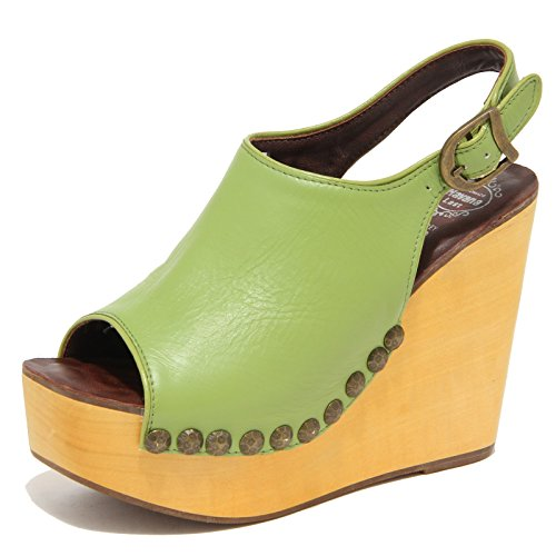8798N sandalo JEFFREY CAMPBELL SNICK sandali donna sandals women Verde