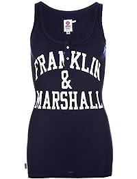 Franklin & Marshall - Camiseta sin mangas - para mujer
