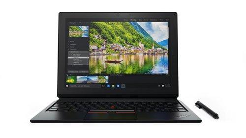 Lenovo ThinkPad X1 (12 inch 10-Point Multi-Touch) Tablet PC Core m5 (6Y54) 1.1GHz 8GB 256GB SSD WLAN WWAN BT Webcam Windows 10 Pro 64-bit (Intel HD Graphics 515)
