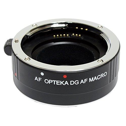 Opteka 25mm EX DG messa a fuoco automatica tubo di prolunga macro per Nikon D3000, (Kenko Auto Tubo Di Prolunga)