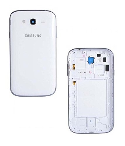 YGS High Quality Full Body Housing Panel Faceplate For Samsung Galaxy Grand i9082 -White  available at amazon for Rs.399