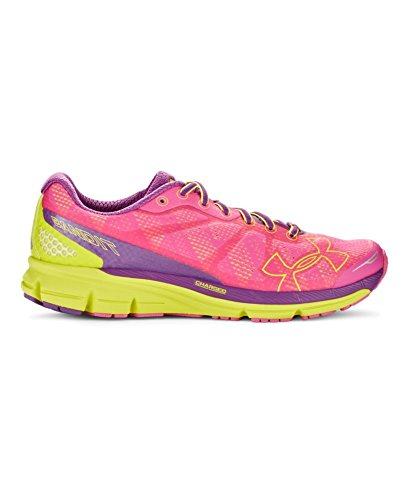 Under Armour  Ua W Charged Bandit, Damen Laufschuhe rosa EU 38 (US 7)