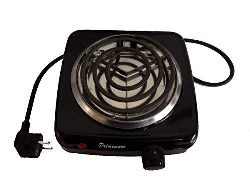 Prime Elektrischer Kohlenanzünder Schwarz