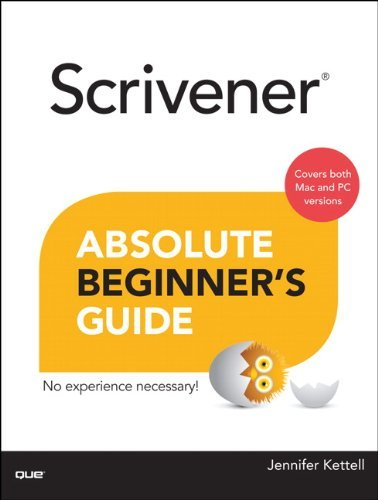 Scrivener Absolute Beginner's Guide by Jennifer Ackerman Kettell (2013-07-03) (Jennifer Ackerman)