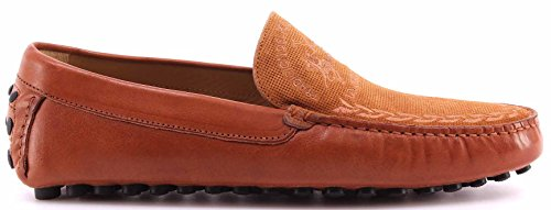 mens-shoes-loafers-la-martina-l3032263-nappa-maine-ambra-tela-masala-italy-new