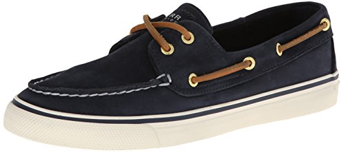 Sperry Top Sider BAHAMA WASHABLE, Damen Sneakers, Blau (NAVY), 38 EU (5 ) Sperry Topsider Bahama