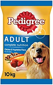 PEDIGREE Chicken & Vegetables, Dry Dog Food (Adult),