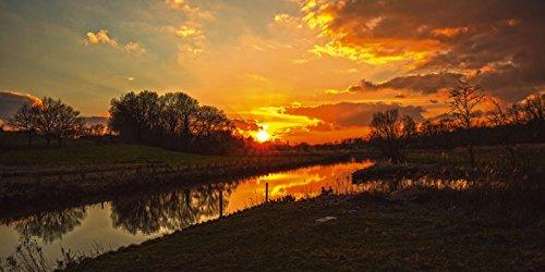 pantalla-cristal-vidrio-imagen-artland-imgenes-ms-paisajes-color-andrea-potratz-puesta-de-sol-en-el-