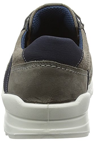 Jomos Elan Herren Low-Top Mehrfarbig (smoke/river 2103)