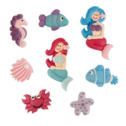 iguren Meerjungfrau | Fisch | Krabbe | Seestern ()