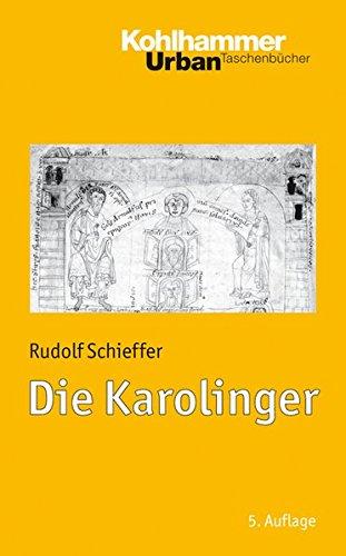 Die Karolinger (Urban-Taschenbücher, Band 411)