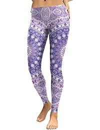 Belsen - Legging - Femme multicolore citrouille Medium fbe5084e67e