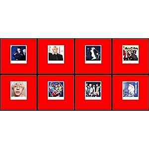 BTS Foto Polaroid Retro 4