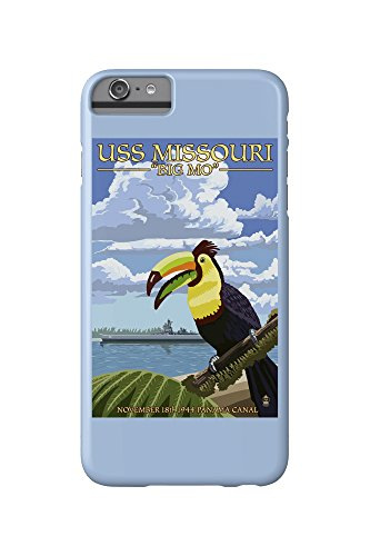 uss-missouri-panama-canal-iphone-6-plus-cell-phone-case-slim-barely-there