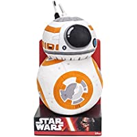 Joy Toy - 1500084 - Peluche - Star Wars BB-8 - 25 cm