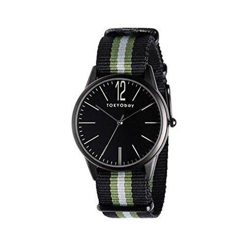 reloj-tokyobay-varsity-negro
