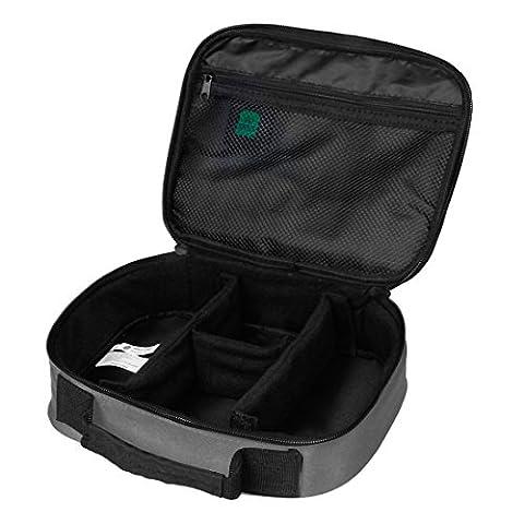 BAGSMART Elektronik Zubehör Organizer für Festplatte, USB, Kabel, Akku, Speicherkarten