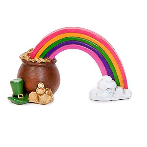 Darice St. Patrick 's Day Miniatur Figur (Day Patricks Miniaturen St)