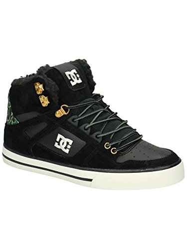 DC Universe Herren Spartan Wc Wnt High-Top Black Camo