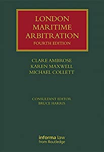Amazon Fr London Maritime Arbitration Livres