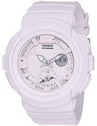Casio Baby-G Analog-Digital Pink Dial Women's Watch - BGA-190BC-4BDR (B168)