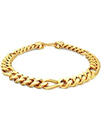 Joyalukkas 22k (916) Yellow Gold Charm Bracelet