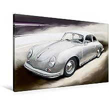 Premium Textil Leinwand 90 Cm X 60 Cm Quer, Porsche 356 A | Wandbild