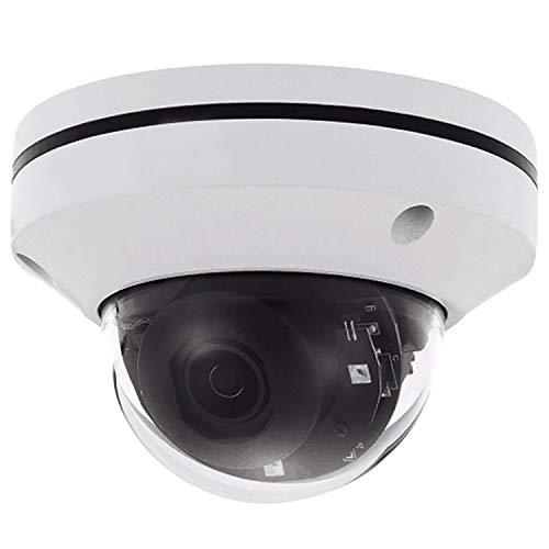 5MP IP PTZ Kamera POE 3X optischer Zoom,IR Nachtsicht Dome Kamera Outdoor/Indoor wasserdicht H.265 / H.264
