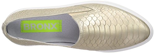 Bronx  BX 828, Sneakers basses femme Or - Gold (gold103)