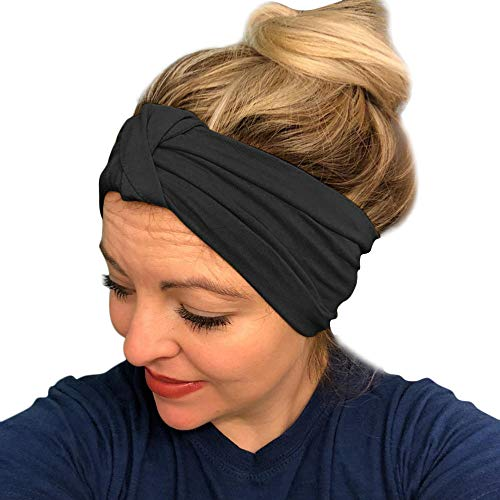 Beonzale Frauen Gestrickte Stirnbänder Winter Ohr Warm