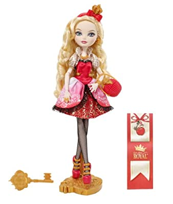 Ever After High Apple White - Muñeca por Mattel
