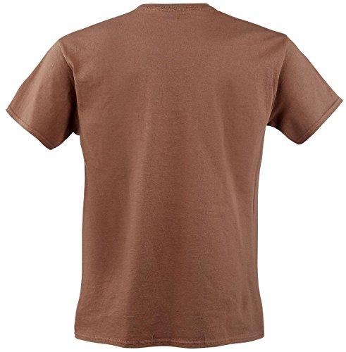 Doctor Who 10th Doctor T-Shirt braun Braun