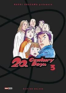 20th Century Boys Edition Deluxe Tome 3