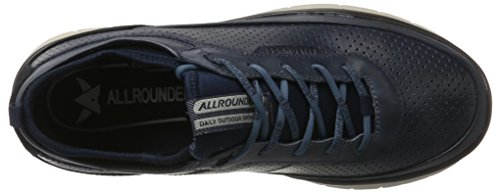 Allrounder by Mephisto Herren Maniko Outdoor Fitnessschuhe Blau (Dress Blue)