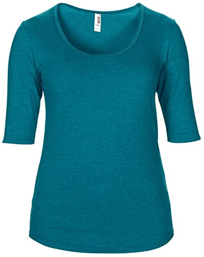 Anvil -  T-shirt - Donna Heather Galapagos Blue