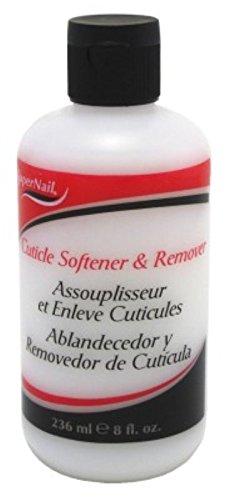 Super Nail Dissolvant pour cuticule d'adoucissant et 227 ml.