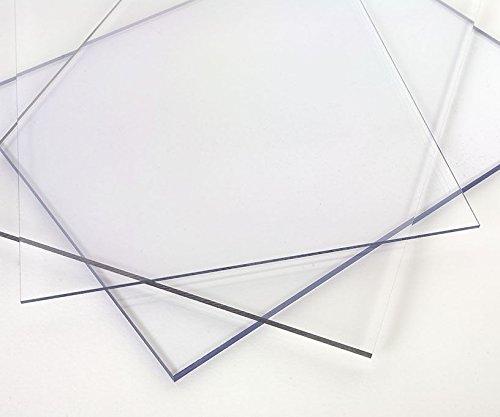 Polycarbonat 900 x 400 x 2mm