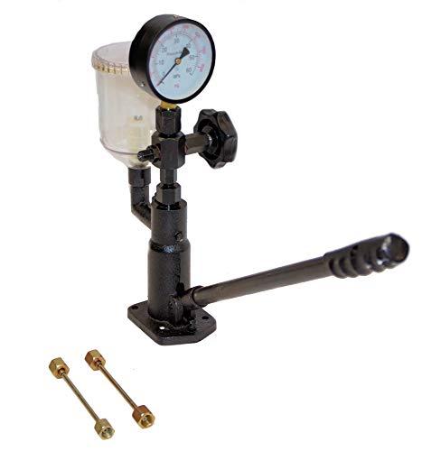 ROTOOLS 1298 Diesel Einspritzdüsen Injektoren Tester Prüfgerät Abdrückgerät Werkzeug 0-600bar