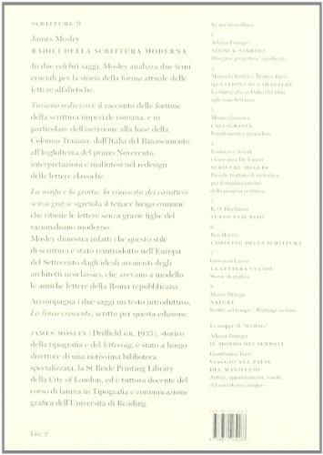 Zoom IMG-1 radici della scrittura moderna